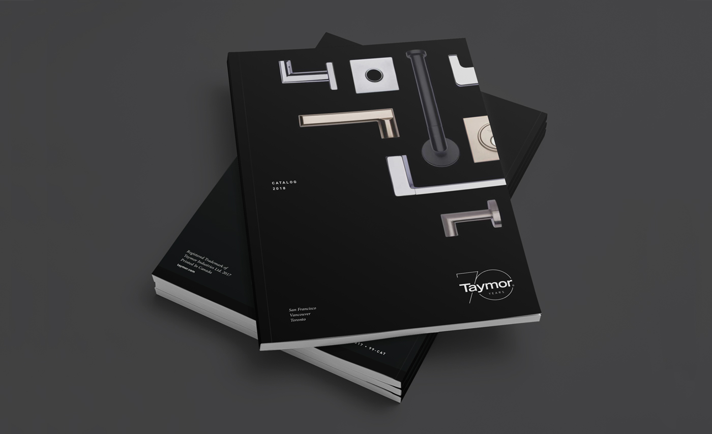 photo of Taymor brochures